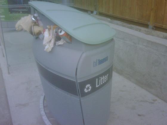 Toronto garbage
