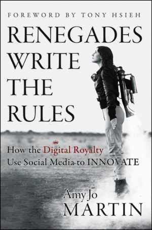 Amy Jo Martin, Renegades Write the Rules