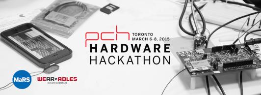 PCH Toronto Hardware Hackathon logo